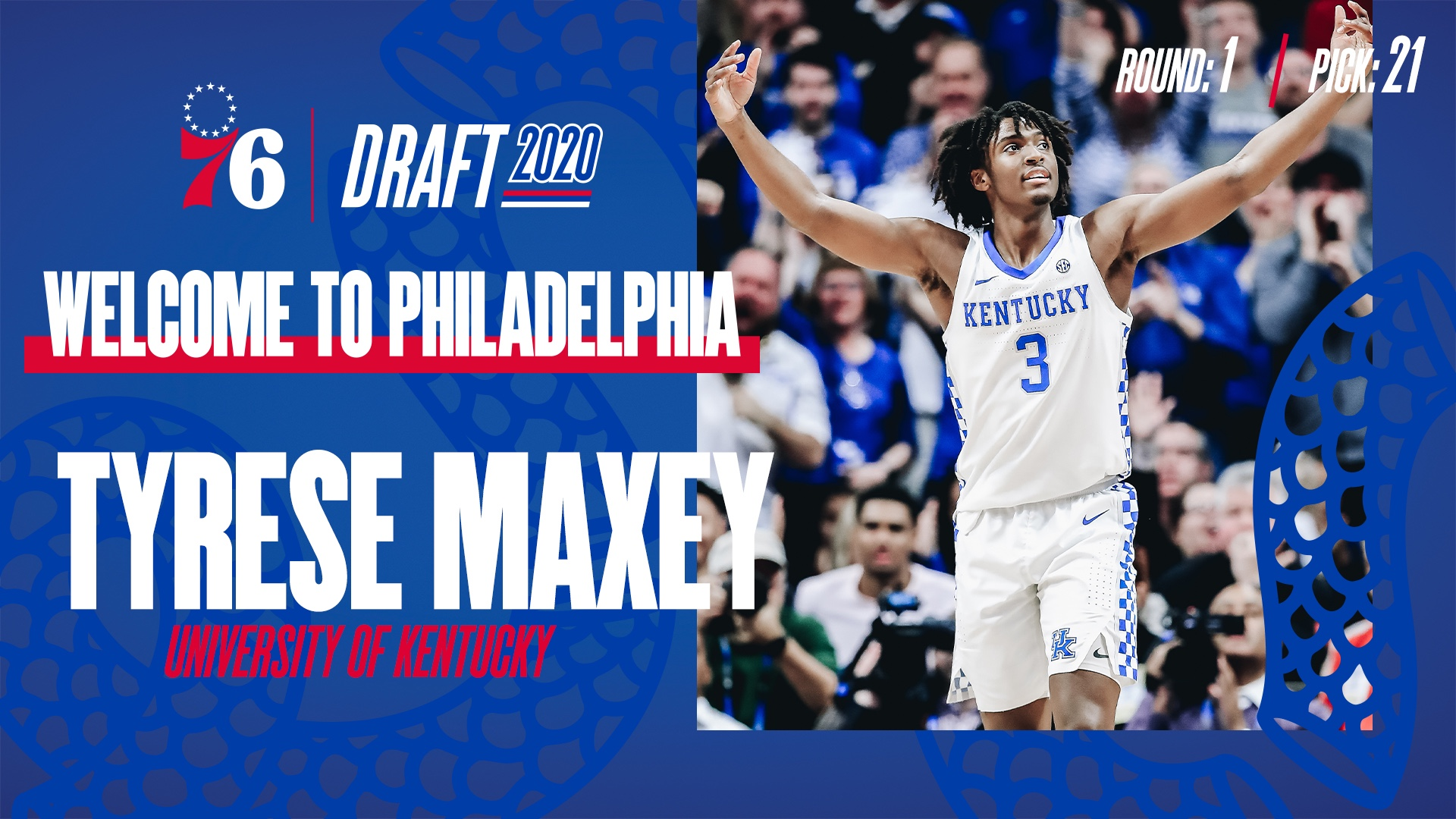 Getting To Know Sixers 2020 First Round Pick Tyrese Maxey