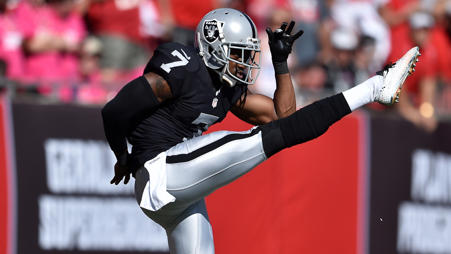 For The Love of God Somebody Sign Marquette King