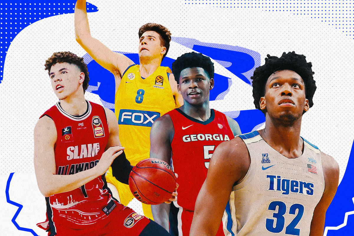 Brandeds NBA Mock Draft 1.0
