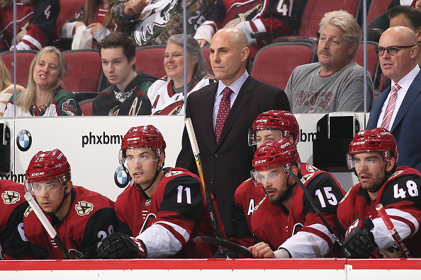 Rick Tocchet To Be Inducted In Philadelphia Sports Hall of Fame