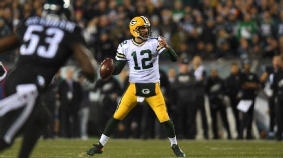 You Have Three Guesses To Name Who Aaron Rodgers Thinks The Rowdiest Fans Are, And the First Two Don't Count
