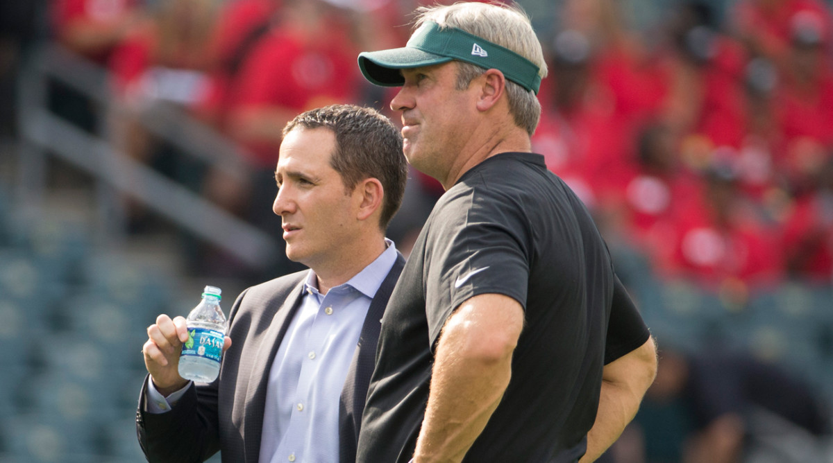 The End Of Howie Roseman's Reign Has Arrived, and It's Not Just a QB Controversy That Got Us Here
