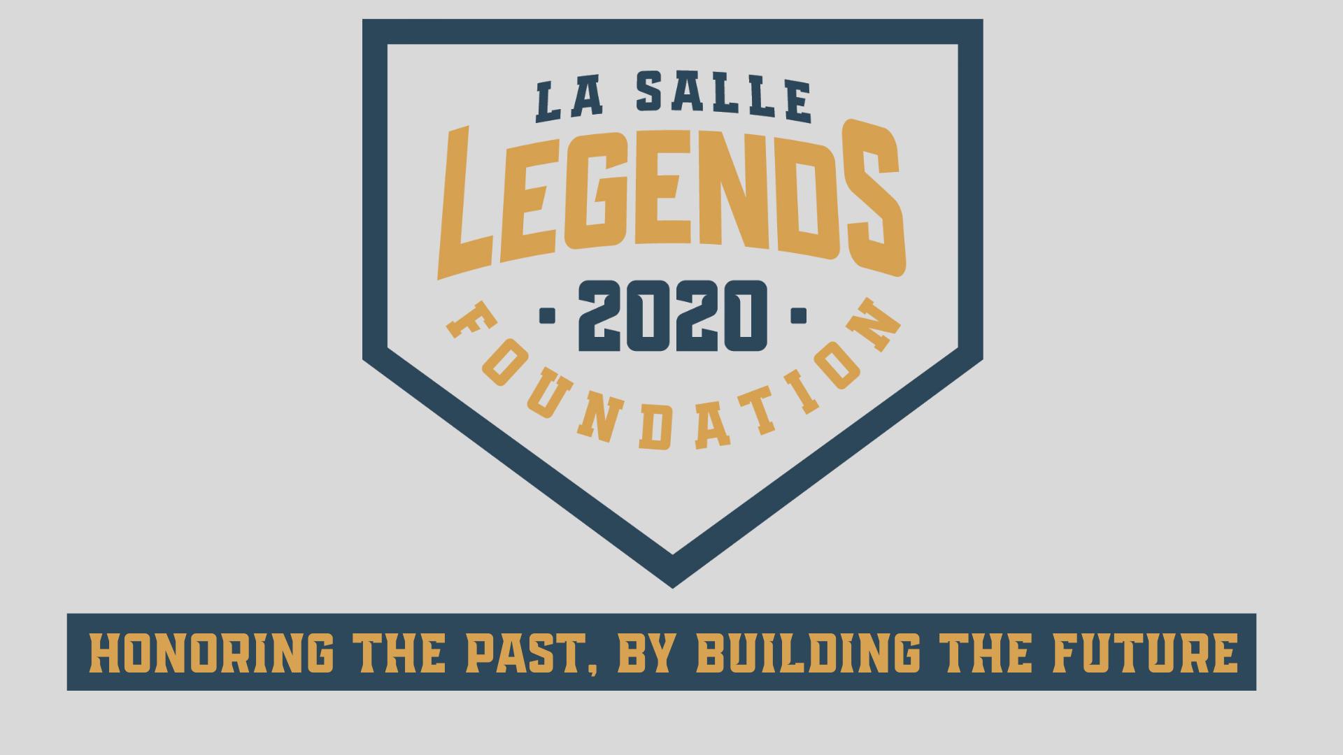 Announcing the La Salle Legends Foundation – @JamesSantore