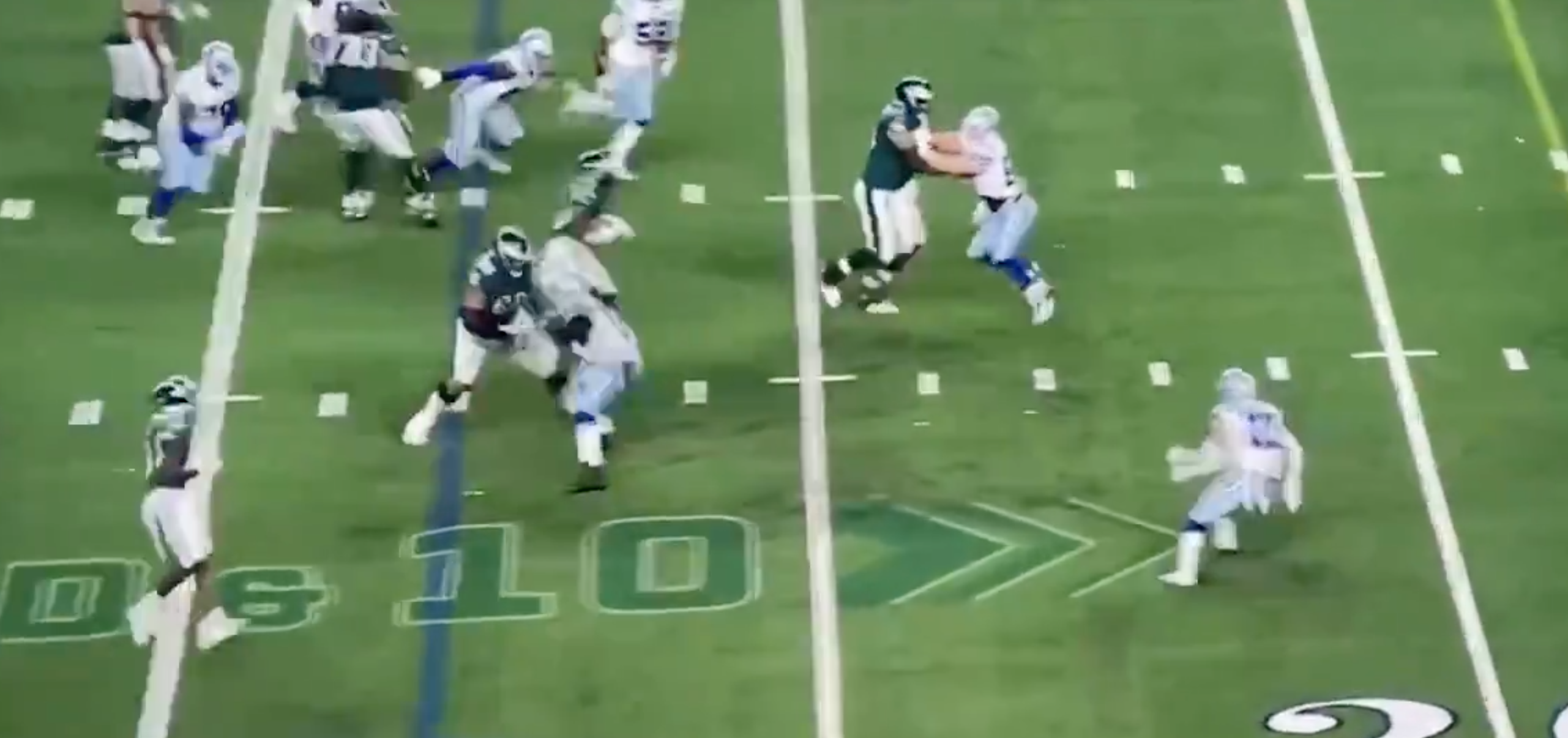 Hey NFL, You're Going To Fine Jaylon Smith For This Right?