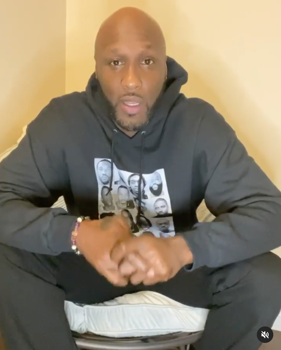 Lamar Odom Is Claiming His Ex Hacked His Social Media But He May Actually Just Be Logged Out