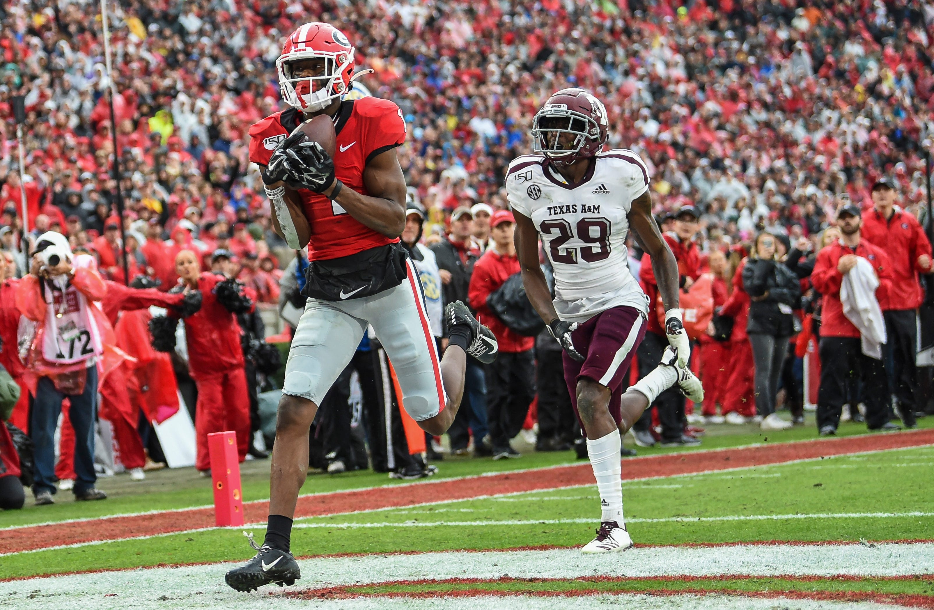 Georgia And Texas A&M Need To Play Each Other This Weekend