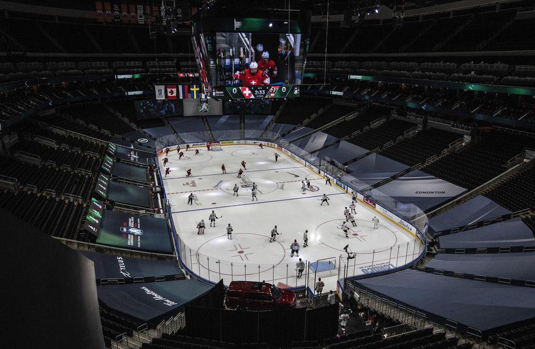 IIHF World Juniors Introduces First Ever On-Ice Cameraman