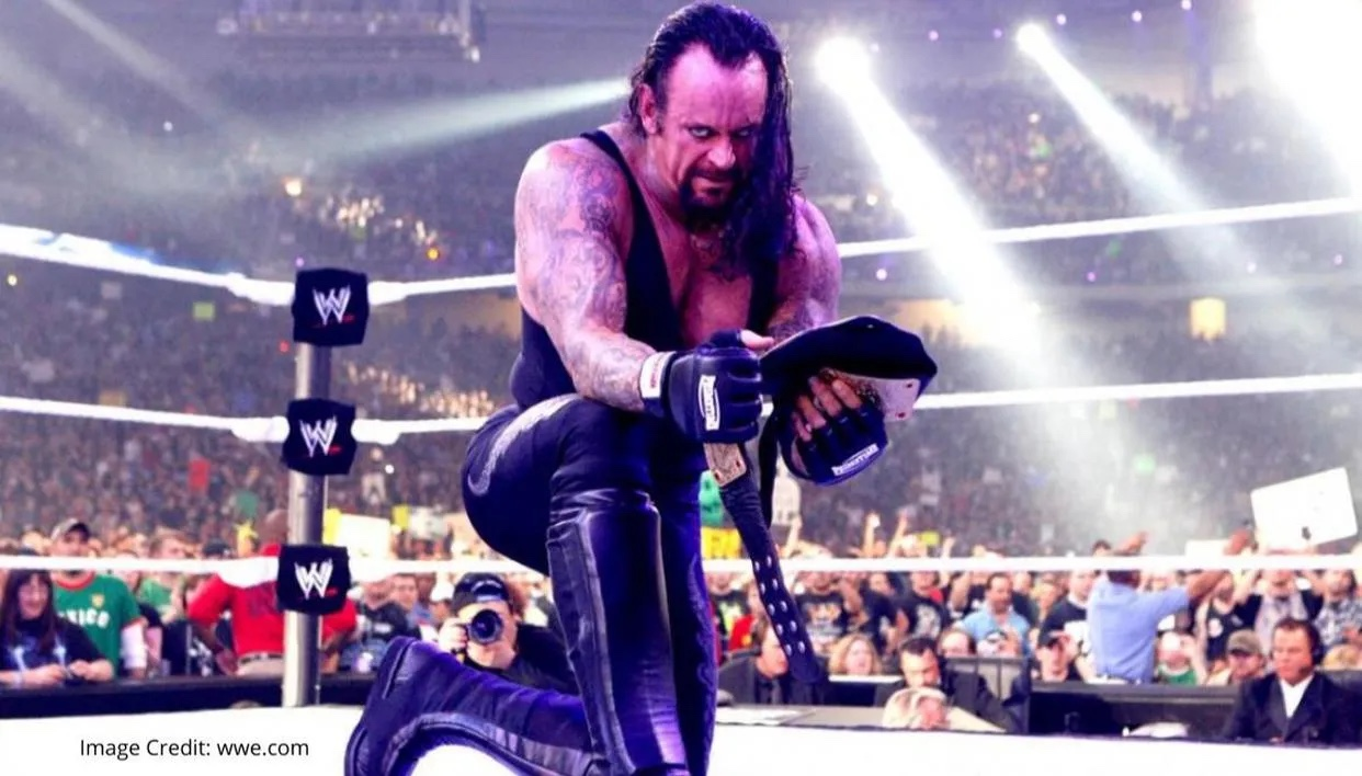 The Undertaker Retired From The WWE Last Month And Has A New Career Already