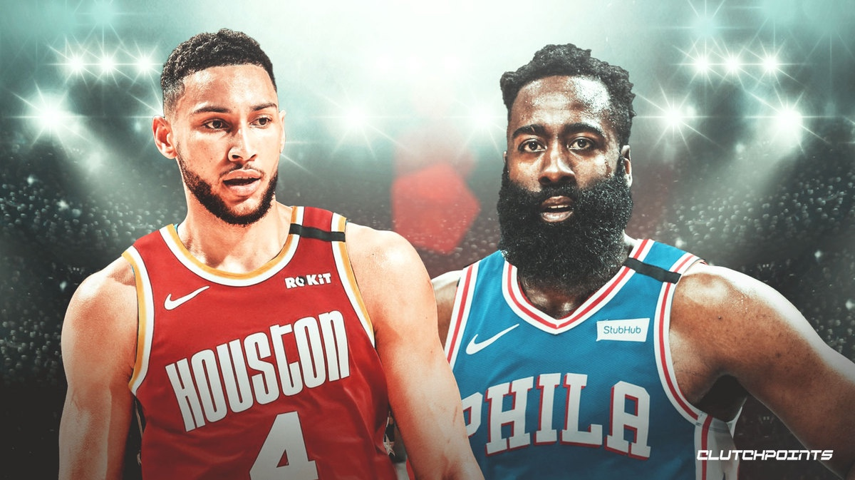 Ben Simmons Will Soon Be A Houston Rocket