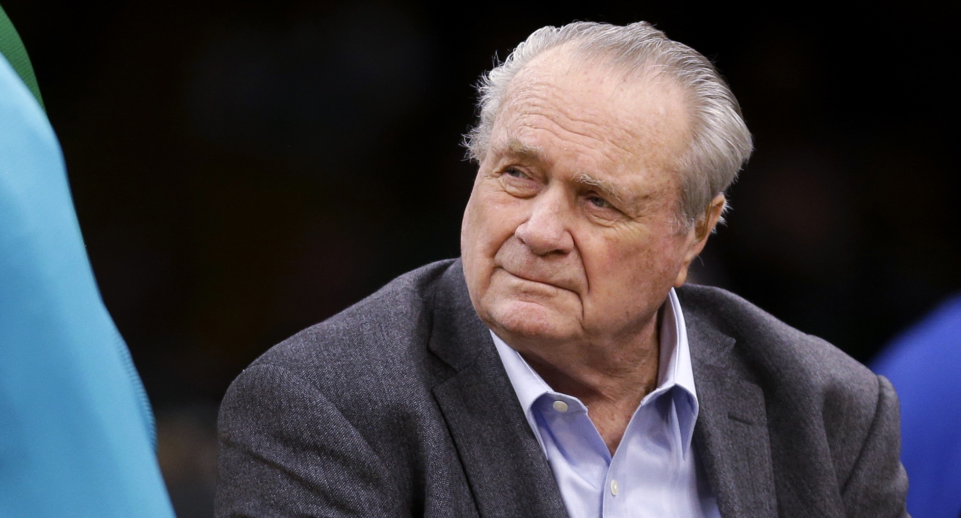Celtics Honor Tommy Heinsohn