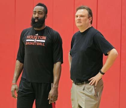 Daryl Morey Fined $50k For Tampering