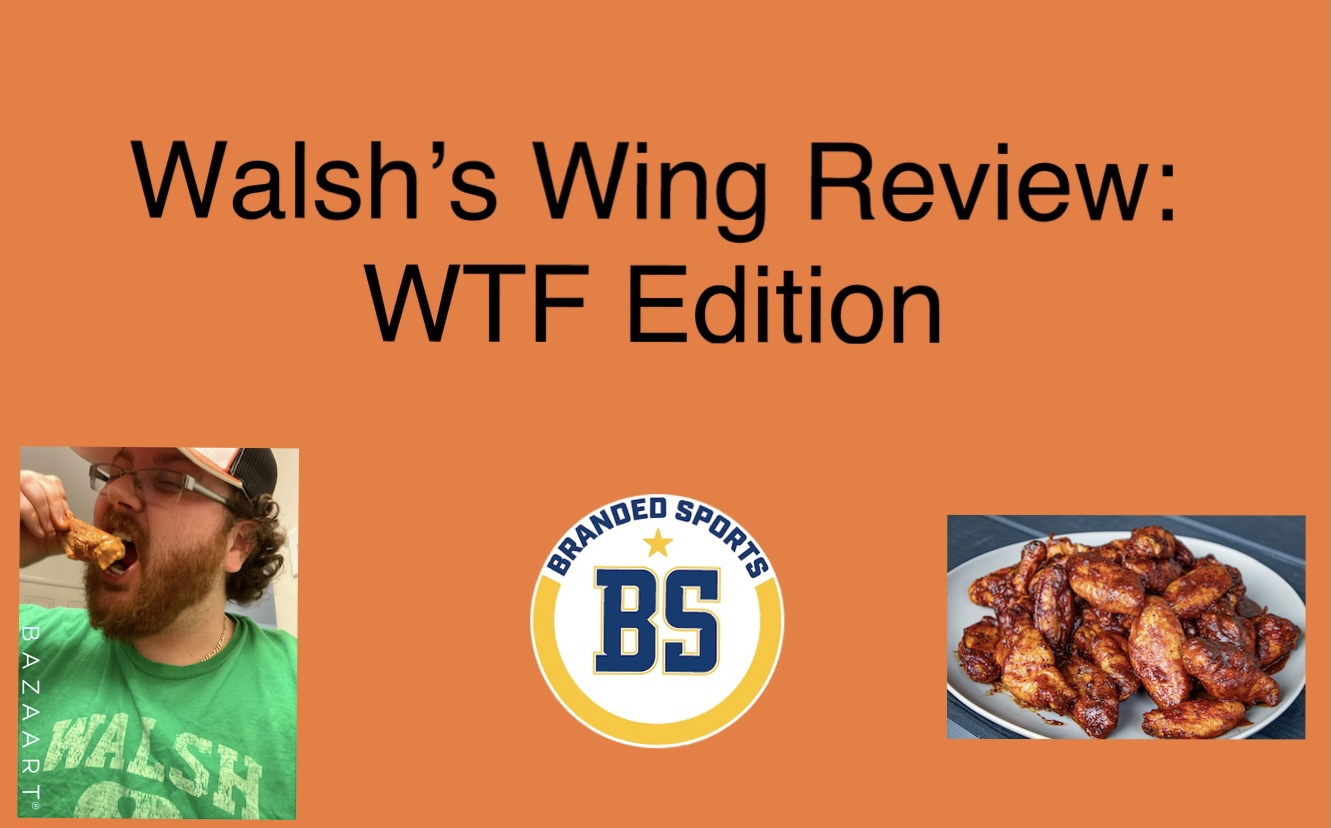 Walsh's Wing Review: Psychopath Edition