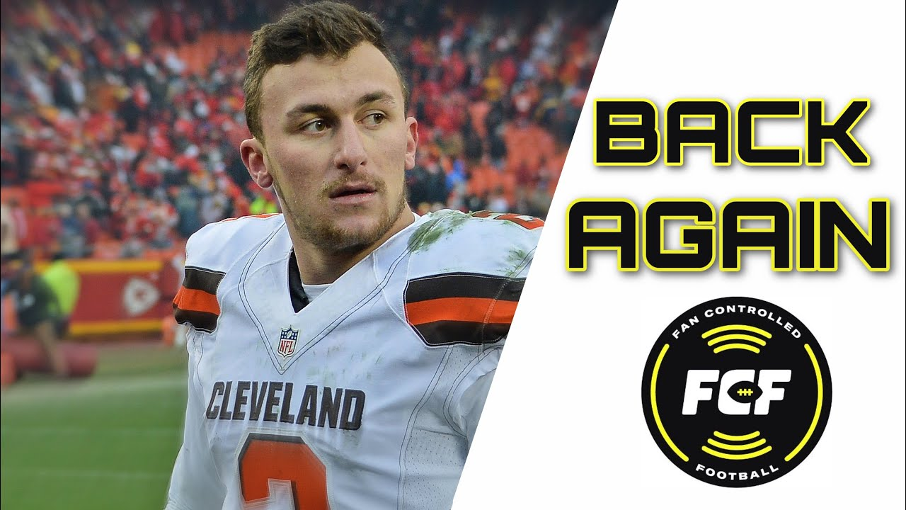 "Johnny ""Football"" Manziel is BACK!"