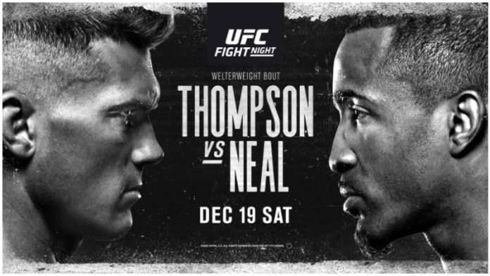 WHAT TO EXPECT FROM THE FINAL FIGHT NIGHT OF 2020: THOMPSON VS NEAL