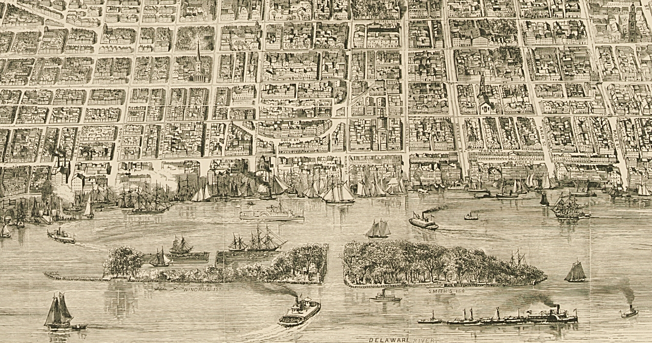 Wait, Philadelphia Used To Have An Island? Now Is The Time To Bring It Back