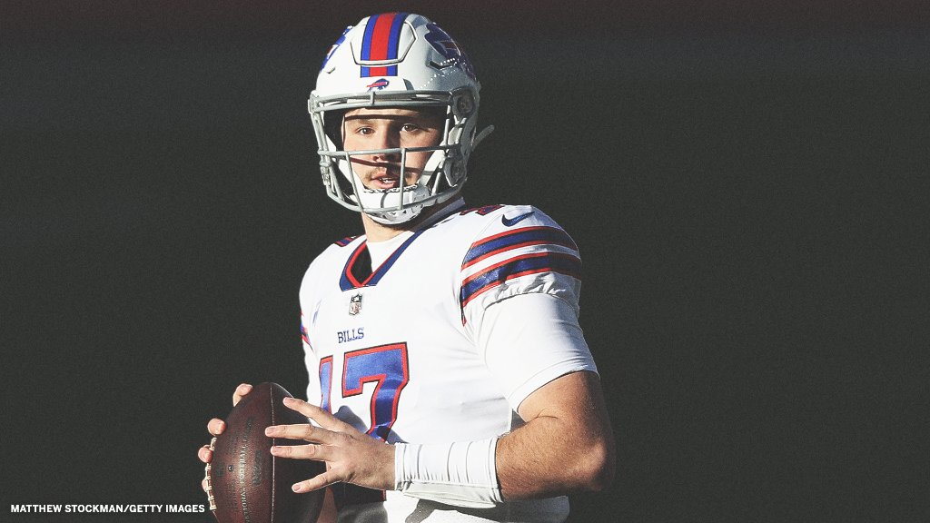 Why Josh Allen Will Never Win A Superbowl Ring
