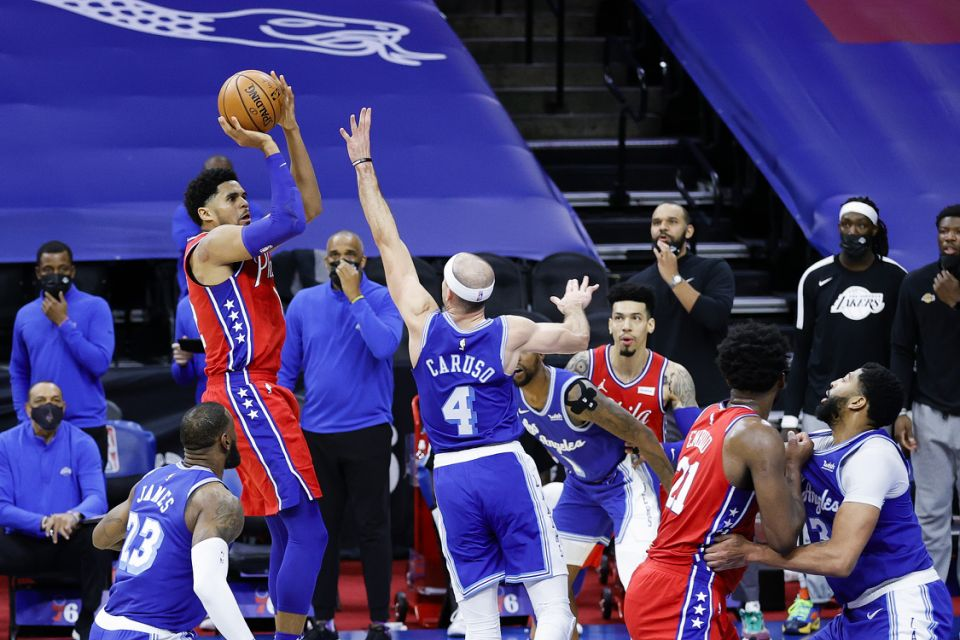 Tobias Harris Could Garner All-Star Interest As Voting Opens Today