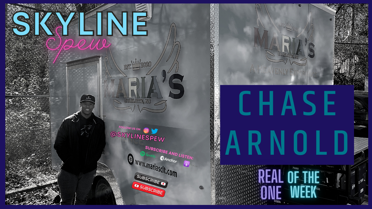 More than Mac: Chase Arnold (@704Sack) and Maria's CLT – Skyline Spew
