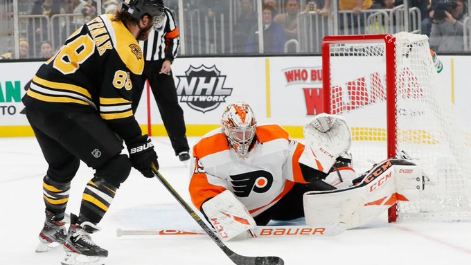 Wake Up Philadelphia! Flyers vs Bruins Gameday Preview(Game 11)
