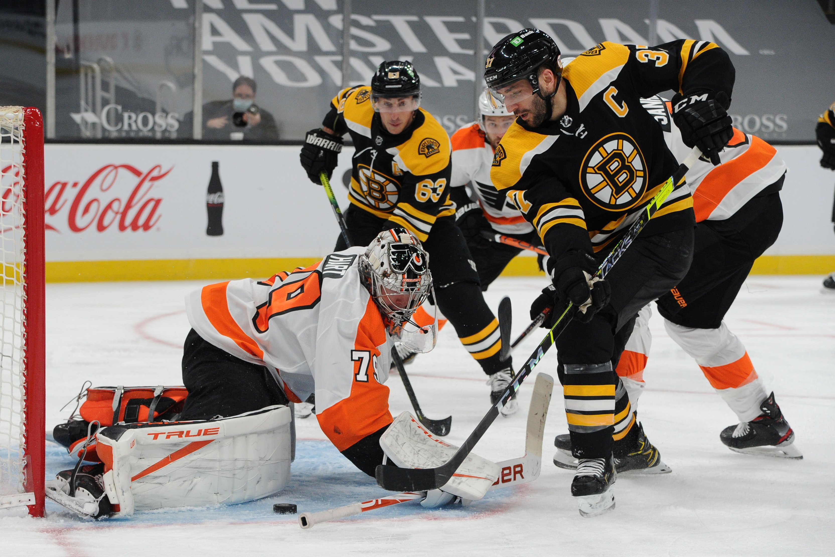Wake Up Philadelphia! Flyers @ Bruins Gameday Preview(Game 6)