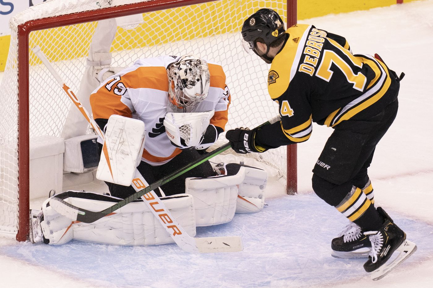 Wake Up Philadelphia! Flyers @ Bruins Gameday Preview(Game 5)