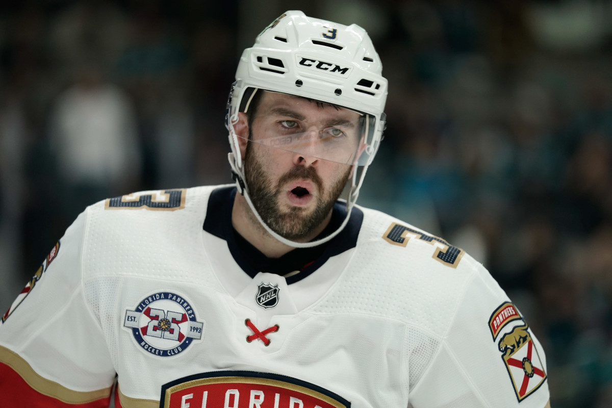 Keith Yandle On The Move?