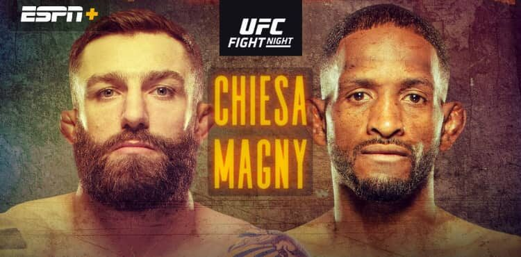 HAPPY WEDNESDAY! What To Expect From UFC Fight Night: Chiesa vs Magny