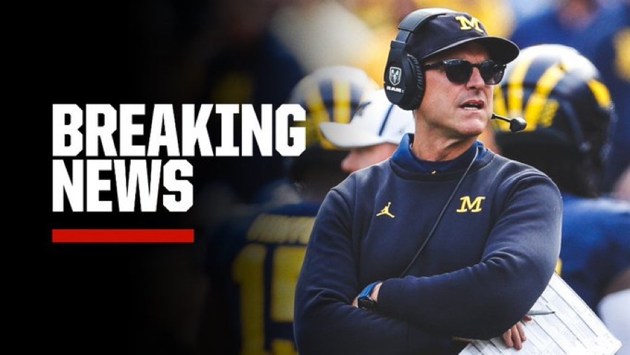 Michigan Just Extended Jim Harbaugh For 4 More Years
