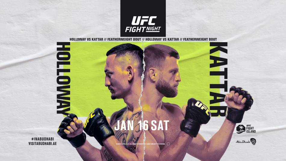 WE.ARE.BACK. What To Expect From UFC on ABC: Holloway vs. Kattar