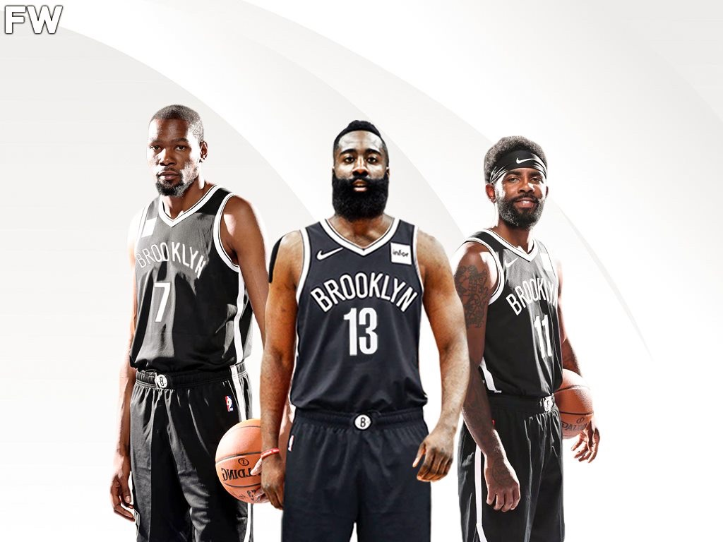 BREAKING: James Harden Traded To The Nets