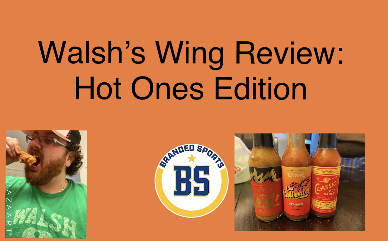 Walsh's Wing Review: Hot Ones Edition