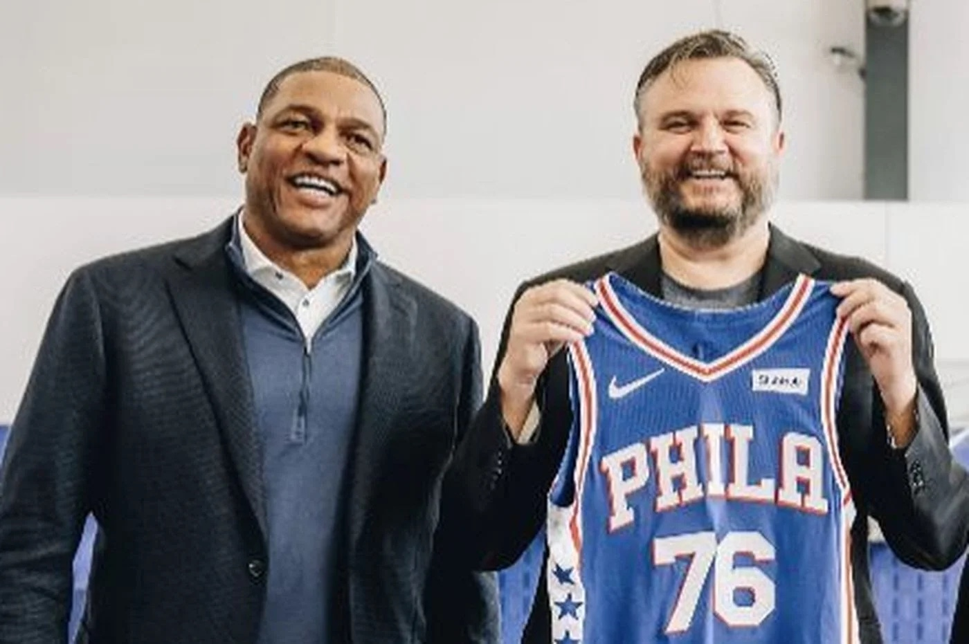 My Official Thank You Letter To Daryl Morey & Doc Rivers