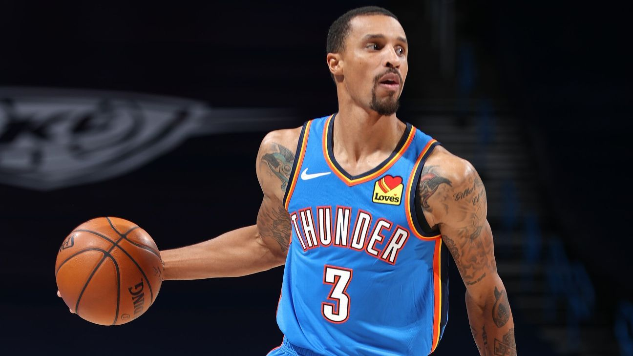 Sixers Eyeing Guards George Hill and Delon Wright at Trade Deadline