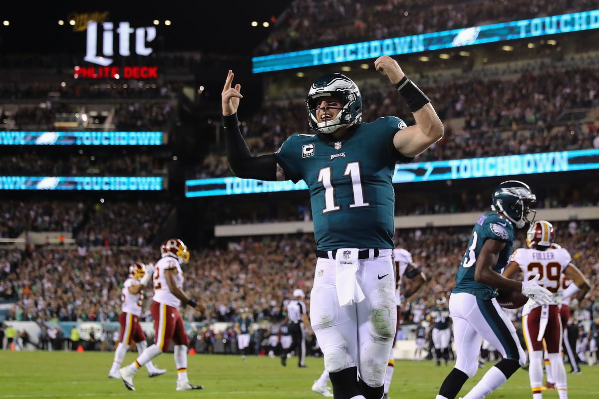 How The Arrival of Carson Wentz Changed the Culture In Philadelphia