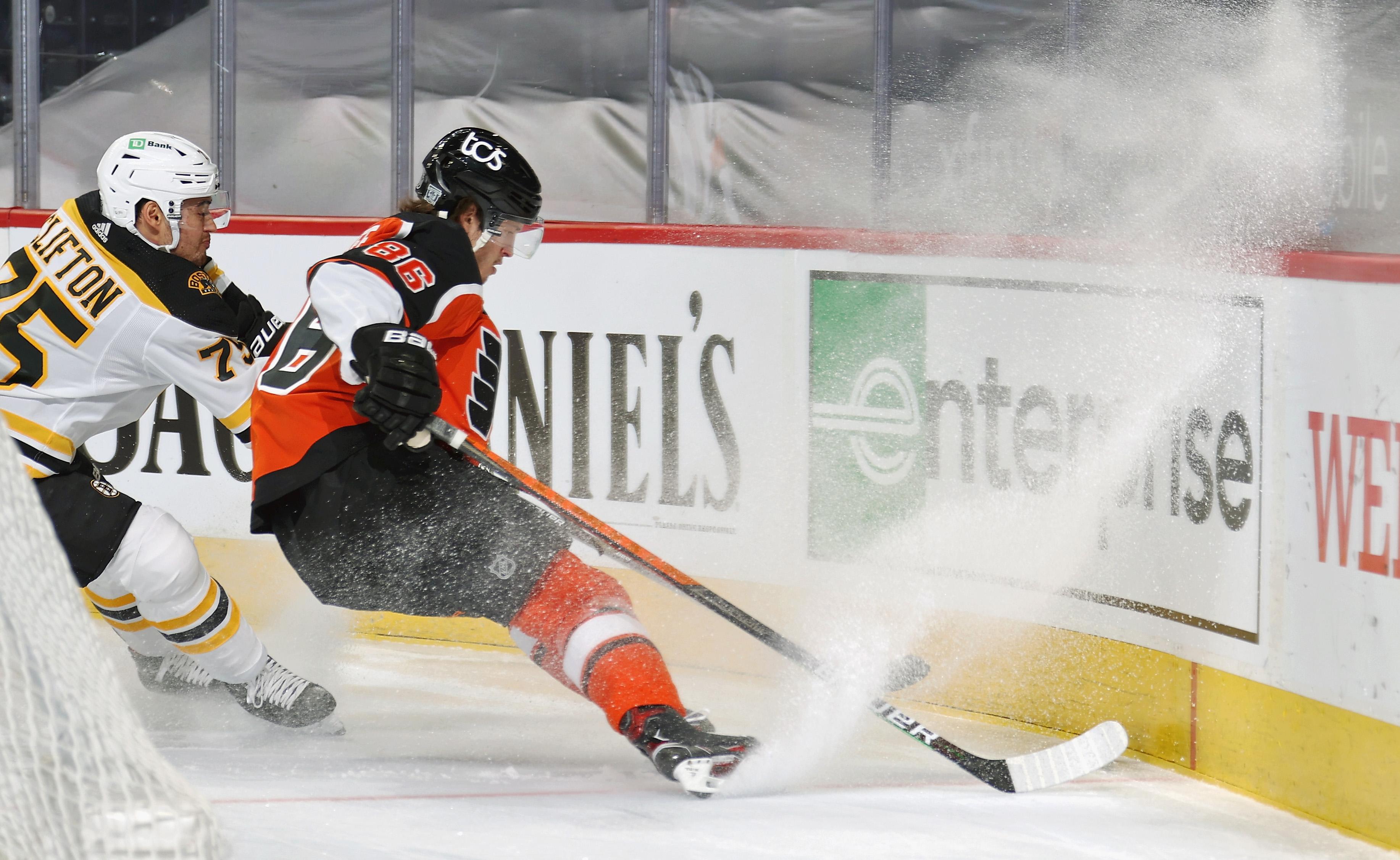 Wake Up Philadelphia! Flyers vs Bruins Gameday(Game 12)
