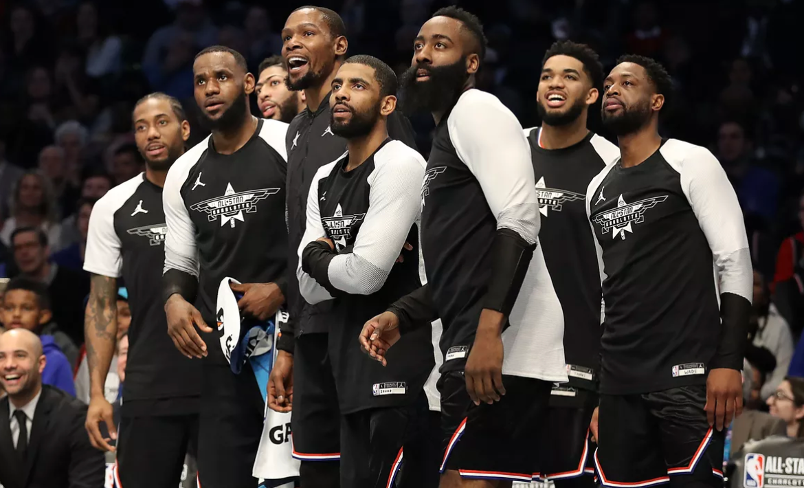 The First Fan Votes For The NBA All-Star Game Are In And It's Time To Stop Fan Voting