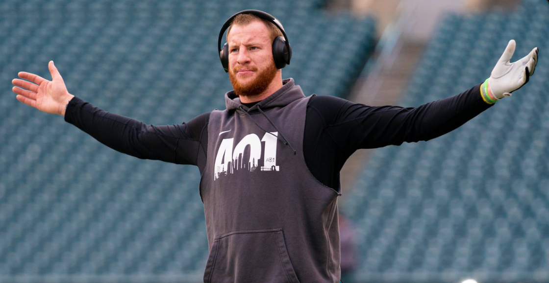 PFF Dunks On Itself While Trying To Attack Carson Wentz
