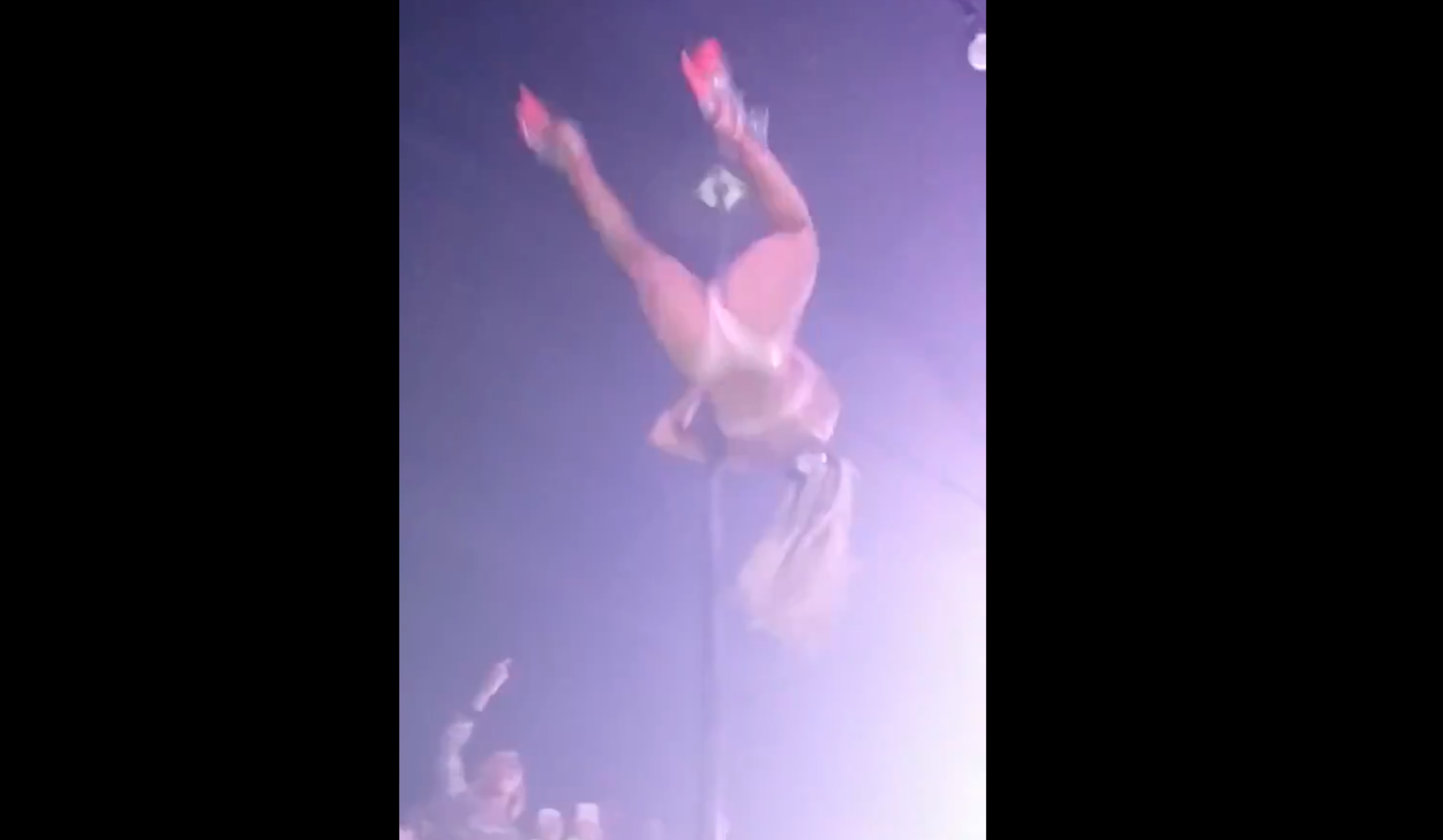 This Is The Greatest Stripper Performance You'll Ever See