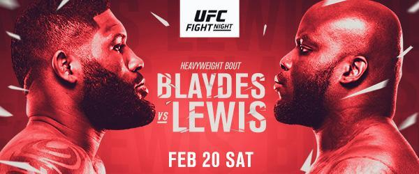 What to Expect From UFC Vegas 19: Blaydes vs Lewis