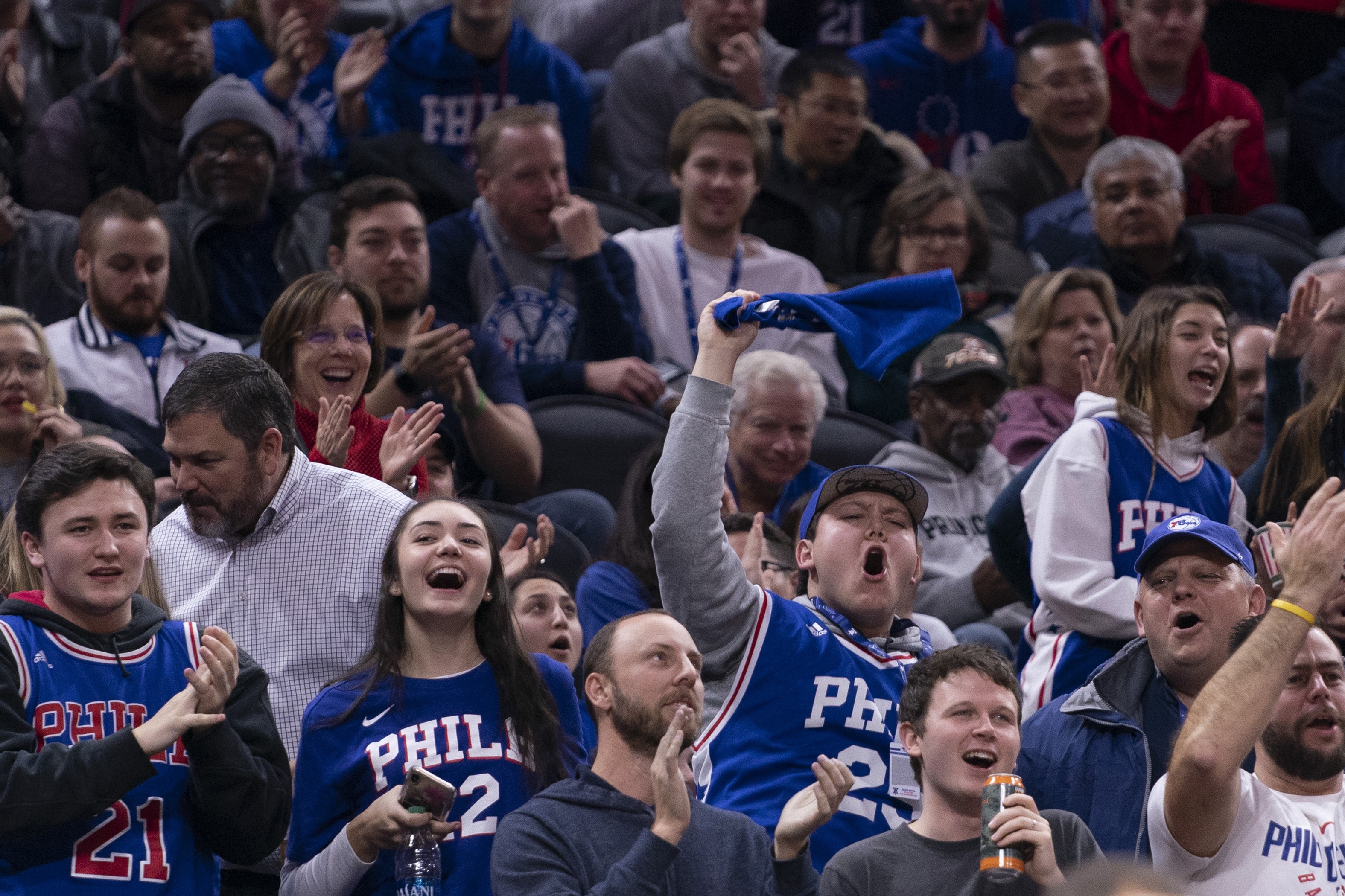 BREAKING: Philly Fans Back Starting March 1st