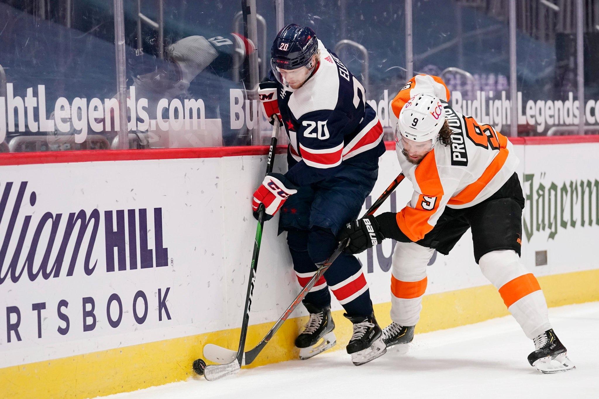 BREAKING: Flyers Vs Capitals Postponed