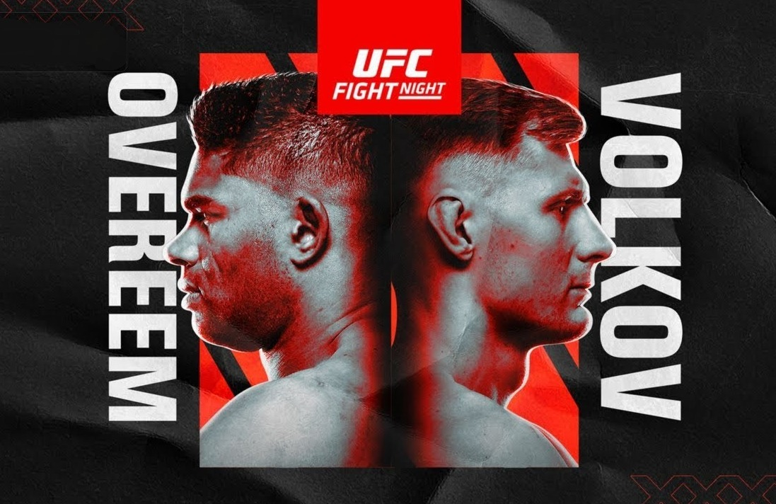 What To Expect From UFC Vegas 18: Overeem vs Volkov