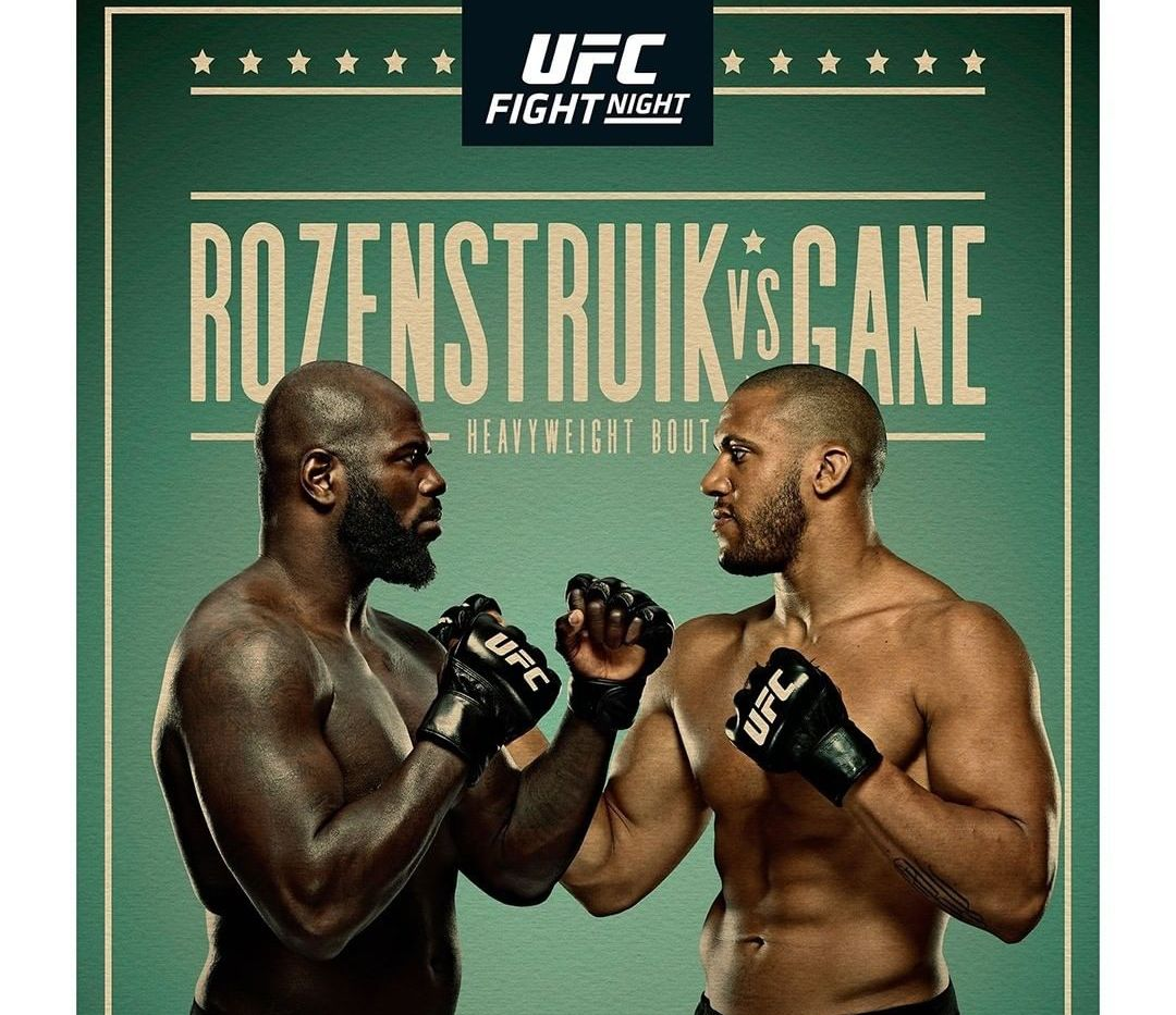 What To Expect From UFC Vegas 20: Rozenstruik vs Gane