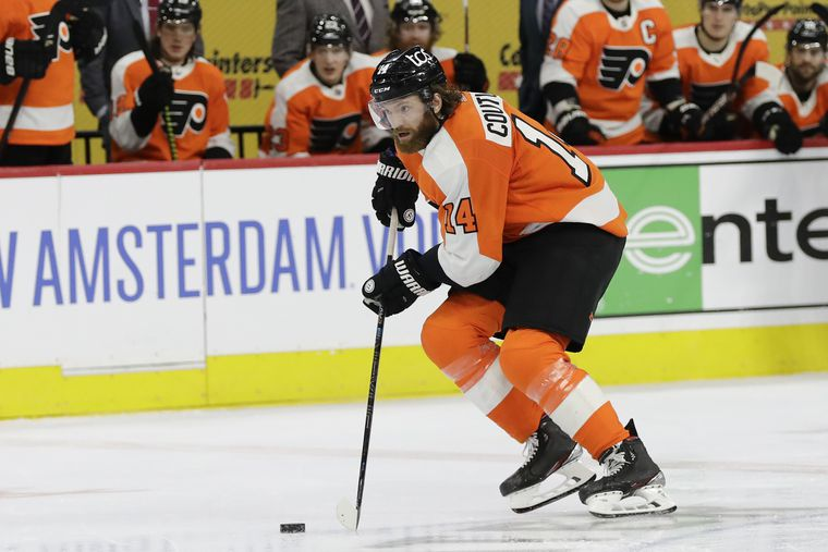 Sean Couturier Good To Go