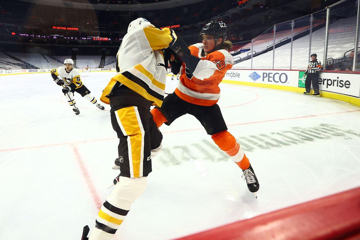 Wake Up Philadelphia! Flyers vs Penguins Gameday Preview