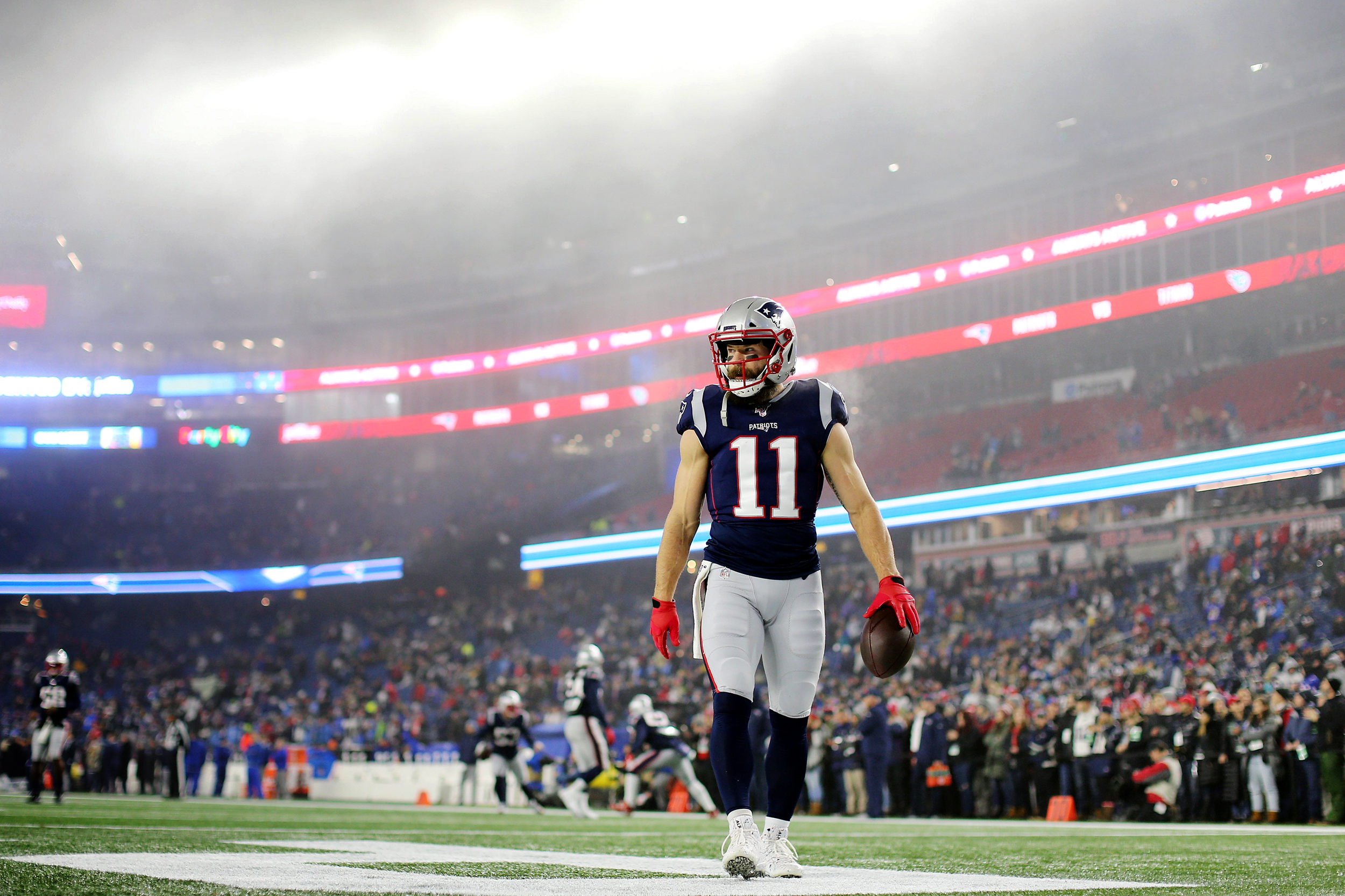 I Am Scared Edelman Could Be Done With Football Forever