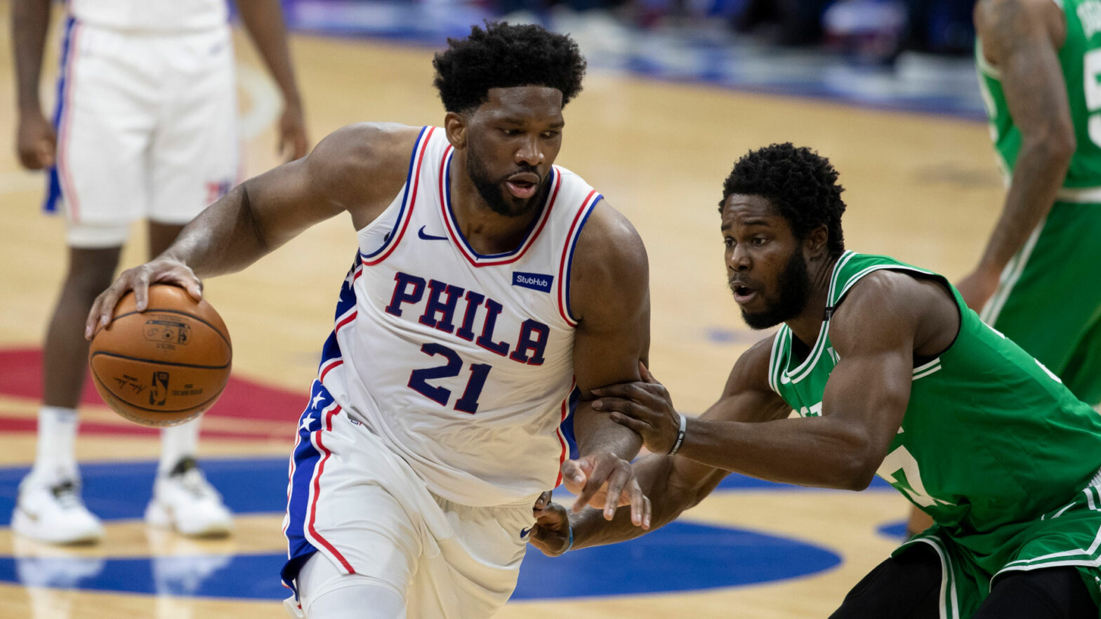 Joel Embiid Dominated the Celtics So Much, Fans Were Plotting Jayson Tatum's Exit in 2025