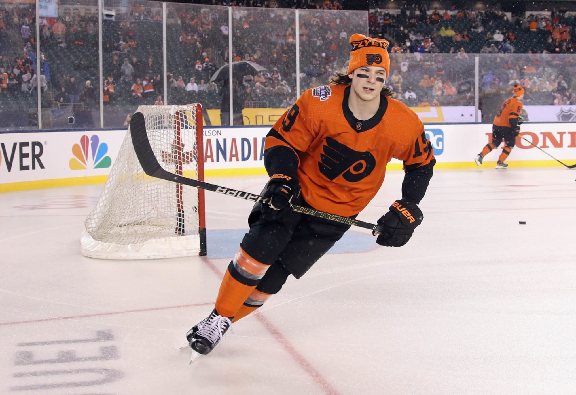 Nolan Patrick On The Way Out?