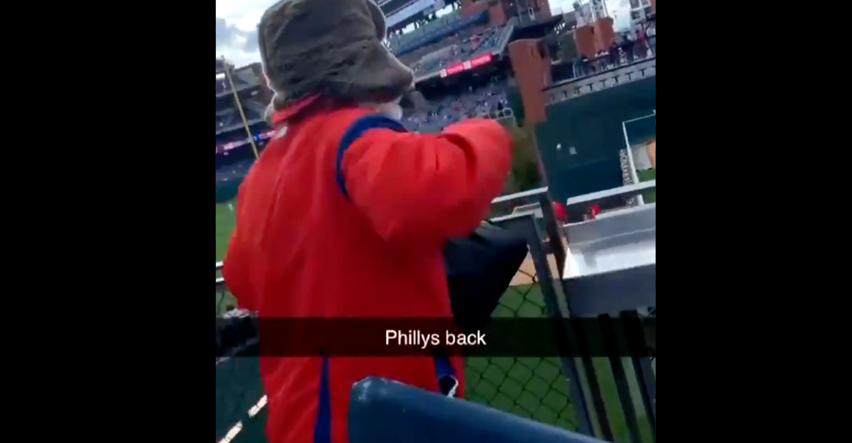 After Seeing This Video, I'm Confident The Phillies Are Going 162-0 (@DylanGrace28)