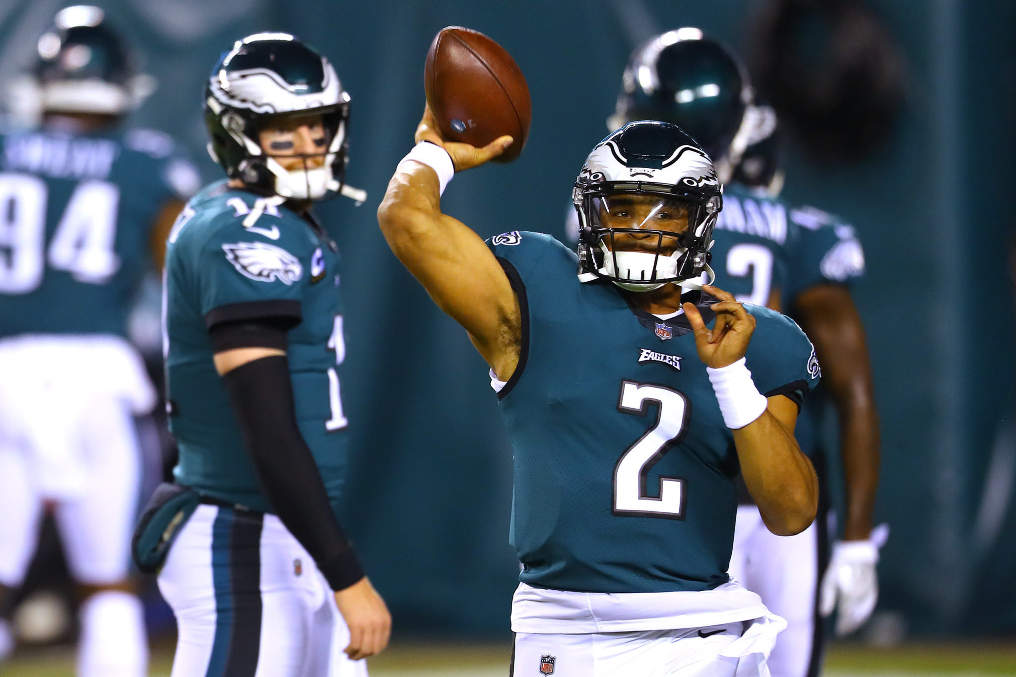 The Eagles Still Don't Have A Starting QB